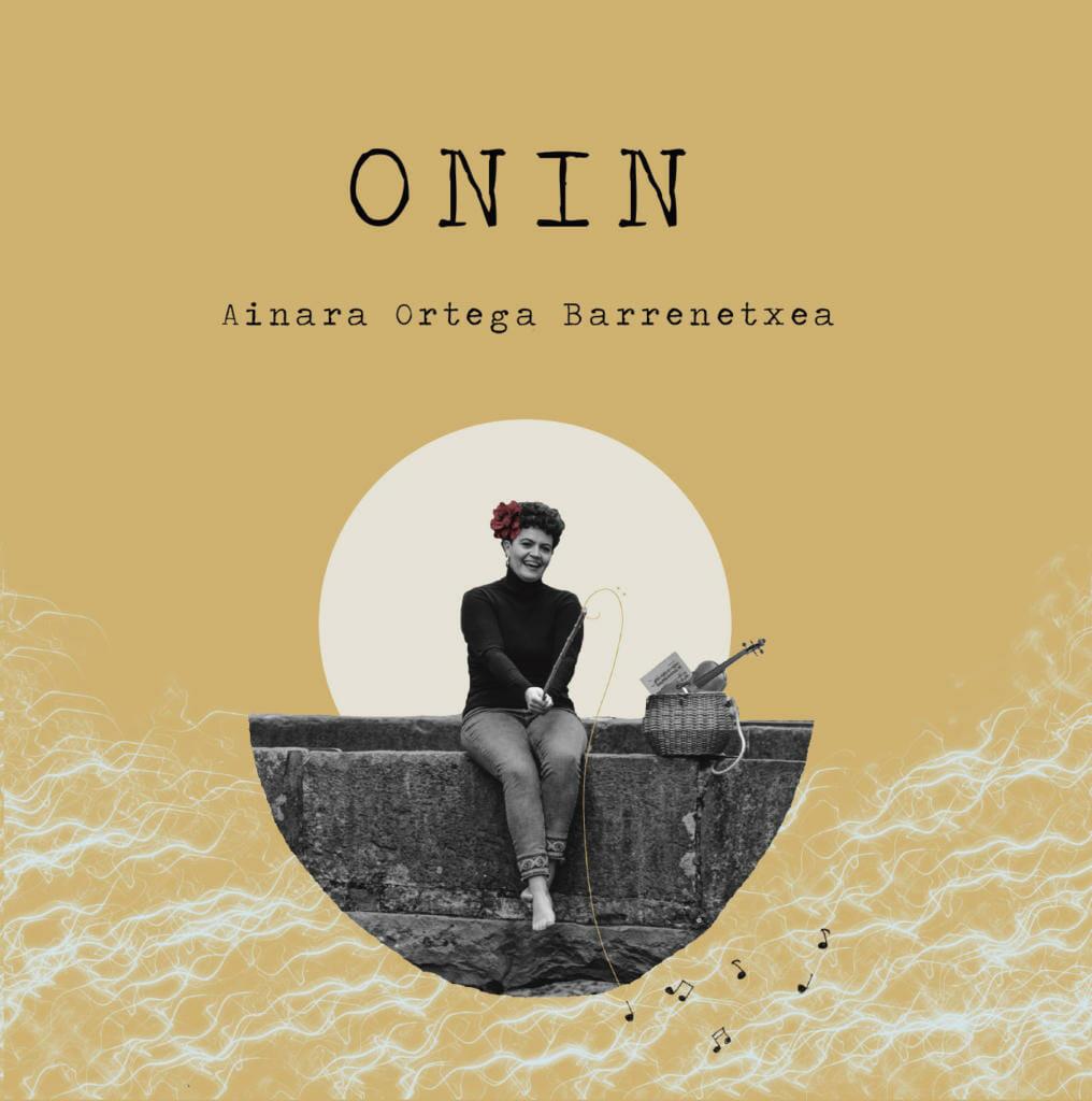 Onin - Ainara Ortega Barrenetxea - Diska Portada