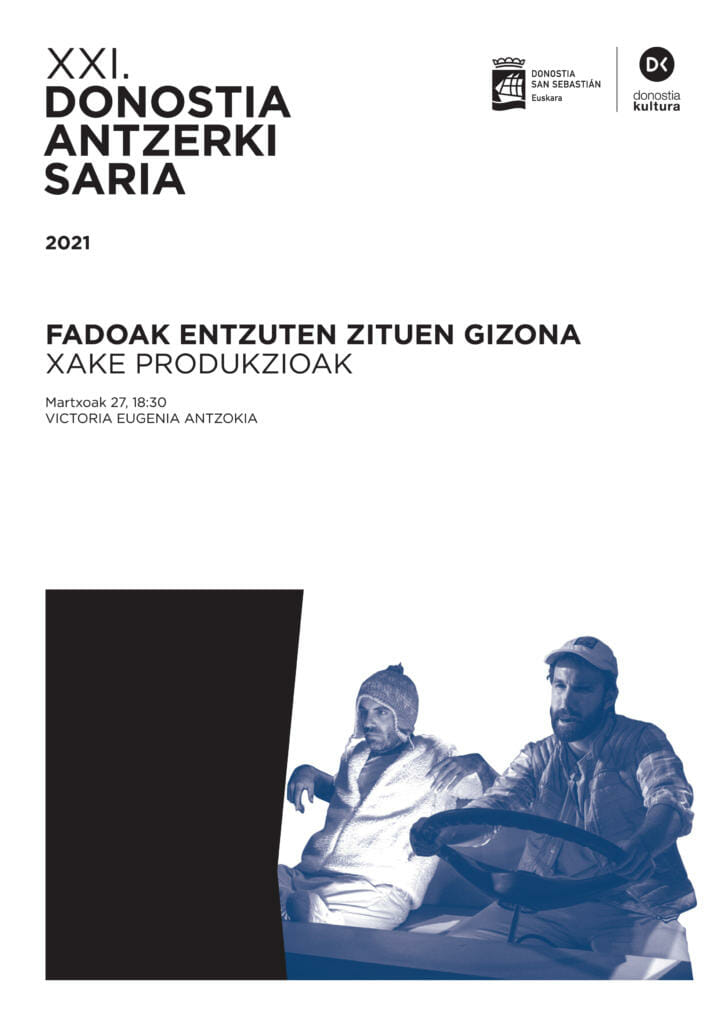 Donostia Antzerki Saria 2021